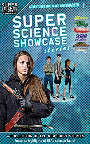 Super Science Showcase Stories volume 1 (Super Science Showcase) (English Edition)