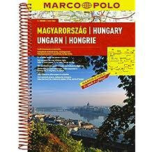 MARCO POLO Reiseatlas Ungarn