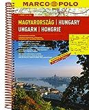 MARCO POLO Reiseatlas Ungarn - Marco Polo