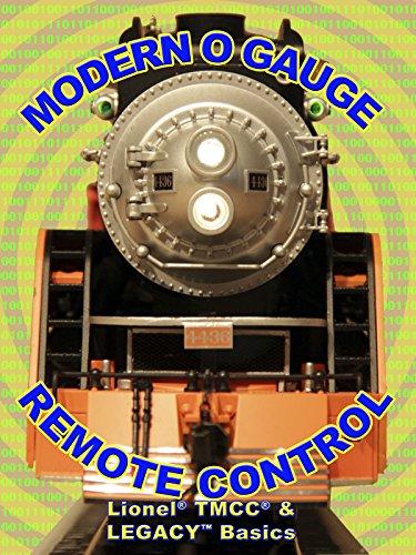 Modern O Gauge Remote Control: Lionel TMCC & Legacy Basics [OV] -