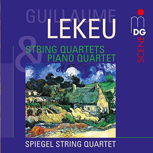 Allegro Spiegel (Quatuor pour deux violons, alto et violoncelle: VI. Allegro assai e appassionato)