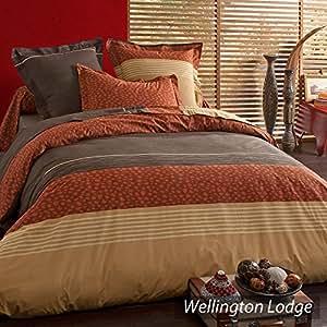 Parure de lit 260x240 cm -WELLINGTON LODGE