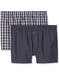 s.Oliver Men's Boxer Shorts, Pack Of 2