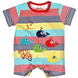boboli Knit Play Suit For Baby, Mono para Bebés, Mehrfarbig (Print 9407), 9 Months