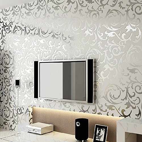 muster tapete wohnzimmer. Black Bedroom Furniture Sets. Home Design Ideas