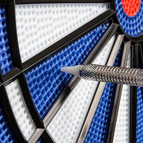 Elektronische Dartscheibe elektronisches Dartboard Darts Dartsport in drei verschiedenen Farben inkl. 6 Dartpfeilen - 6