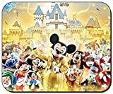 Disney personajes caracteres una alfombrilla de ratón PC