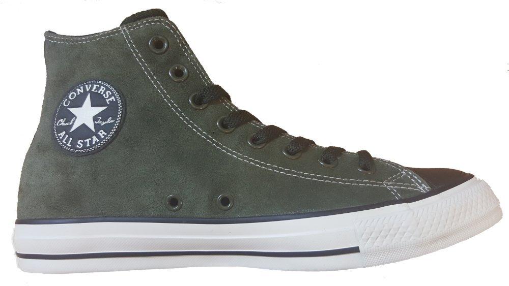 Converse All Star Hi Suede – Zapatillas Unisex Adulto