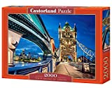 Castorland C-200597-2 - Puzzle Tower Bridge of London, 2000 Teile