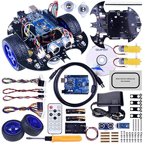 Robot Arduino, Quimat Coche Robótica Tutorial