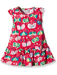 boboli, 231039 - Vestido Punto Liso para bebé-niñas