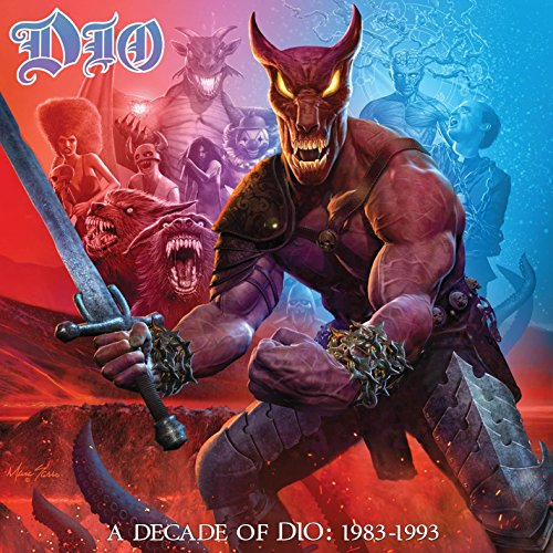 Decade Of Dio: 1983-1993 (6cd