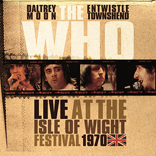 Live at the Isle of Wight (3 LP)