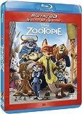 Zootopie [Combo Blu-ray 3D + Blu-ray 2D]