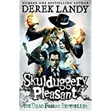 Skulduggery Pleasant (Skulduggery Pleasant, Book 1) (Skulduggery Pleasant series) (English Edition)