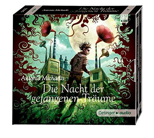 Die Nacht der gefangenen Träume (4 CD): Autorisierte Lesefassung