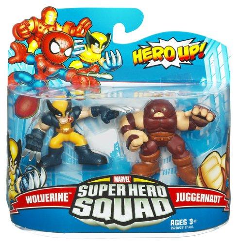 Marvel Super Hero Squad Wolverine Vs - Super Hero Squad Wolverine Kostüm