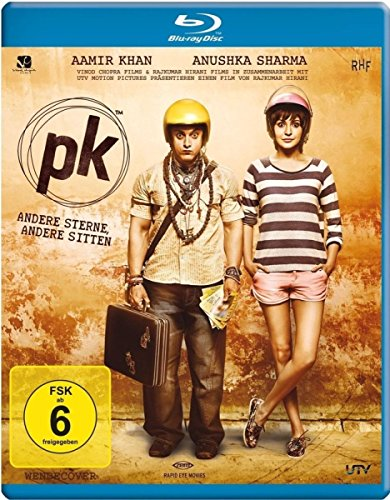PK - Andere Sterne, andere Sitten [Blu-ray]