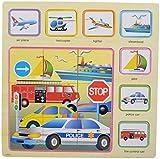 #2: SRI Transport Puzzle Board
