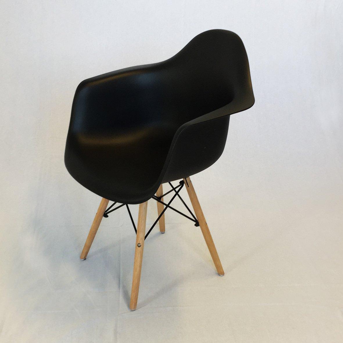 Designer Stuhl Mit Armlehnen Wohnzimmer - Design