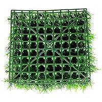 NaiCasy La simulación de césped Ornamento del césped de la Hierba del Agua del Acuario de