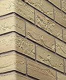 ELASTOLITH 99615Malta Flexible Mineral Brick gleitet, gelb