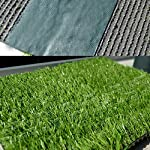 ALLOMN Artificial Grass Tape Adhesive Seaming Tapes for Jointing Fake Grass Fixing Turf Lawn Carpet Self Adhesive Lawn… 10