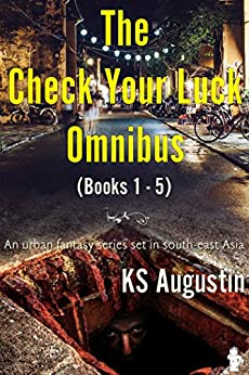 The Check Your Luck Omnibus (English Edition) di [Augustin, KS]