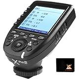 Godox Xpro-O for Olympus/Panasonic DSLR TTL Wireless Flash Trigger 1/8000s HSS TTL Convert Manual Function Large…