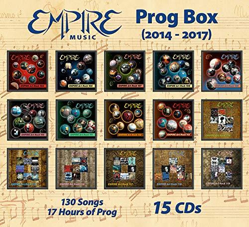 Empire Rock (Prog Box I (15 CDs))