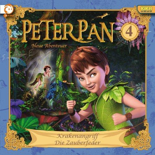04: Krakenangriff / Die Zauberfeder (Peter Pan 4)