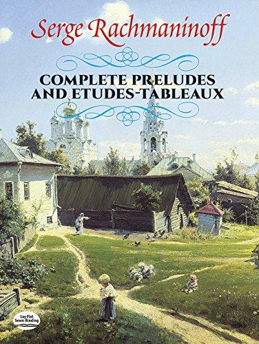 Préludes (24) et Etudes-Tableaux (17) --- Piano par Rachmaninoff Sergueï
