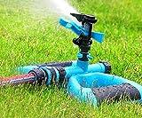 JOYOOO Automatic Sprinkler Irrigation Watering Spray Nozzle Garden Lawn Sprinklers Gardening Tools For Flower