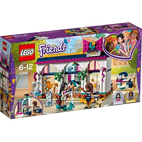 Unbekannt Lego Friends Andreas Accessoire-Laden, 294 Teile