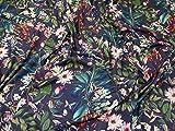 Minerva Crafts Kleiderstoff aus weichem Poly-Kreppstoff,