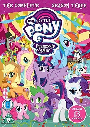 Friendship is Magic - Season 3 (2 DVDs)