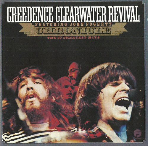 incl. Have You Ever Seen The Rain (CD Album Creedence Clearwater Revival,...
