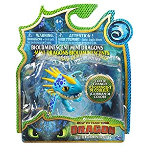 Dragons- Mini Tormenta, Stormfly, Multicolor (Bizak 61926628)
