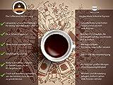 C&T Bio Espresso Crema | Cafe 2 x 1000 g gemahlen Gastro-Sparpack im Kraftpapierbeutel Kaffee für Siebträger, Vollautomaten, Espressokocher