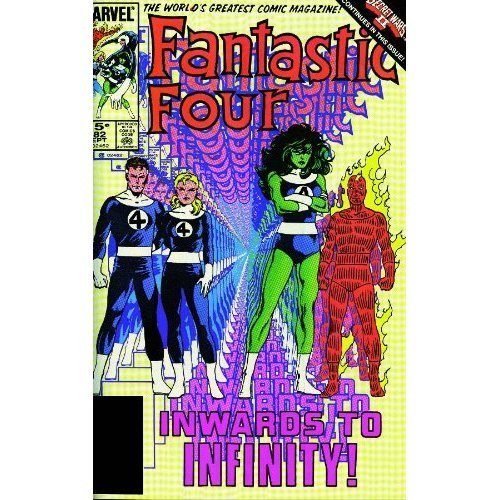 Fantastic Four Visionaries: John Byrne Volume 6 TPB: John Byrne v. 6 (Graphic Novel Pb) by John Byrne (Artist, Author), Ron Wilson (Artist), Al Milgrom (Artist), (4-Oct-2006) Paperback