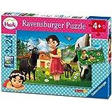 Heidi - Puzzle doble, 24 piezas (Ravensburger 09091 4)