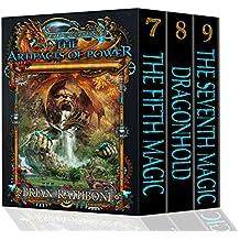 The Artifacts of Power: Godsland books Seven, Eight and Nine - Epic Fantasy Bundle (The World of Godsland Bundle Series Book 3) (English Edition)