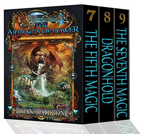 the-artifacts-of-power-godsland-books-seven-eight-and-nine-epic-fantasy-bundle-the-world-of-godsland