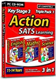 Action Sats (Ages 11-14) Stage 3: 3 pack 1