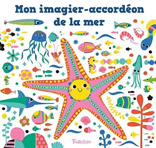 Mon imagier-accordéon de la mer (Imagiers) por Véronique Petit