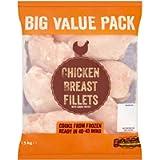 Morrisons Chicken Breast Fillets, 1.5Kg (Frozen)