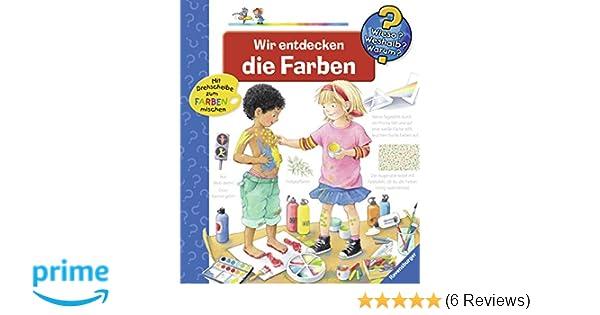 Wir entdecken die Farben Wieso? Weshalb? Warum?, Band 47: Amazon.de ...