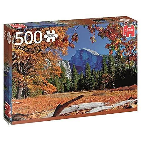 Jumbo Premium Puzzle Collection 'Yosemite National Park, USA' 500 Piece