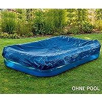 Piscina - Copertura / Cappuccio con elastico / piscina ca. 310 x 187 x 20 cm