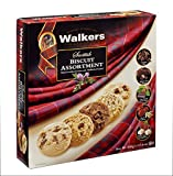 Walkers Shortbread Assorted Biscuits, 2er Pack (2 x 500 g Karton)